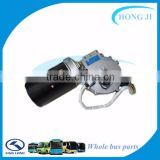 Bus Parts for Kinlong Bus 150W Wiper Motor Specification Auto Power Wiper Motor
