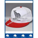 gold supplier animal cartoon snapback 6 panel baseball cap bulk