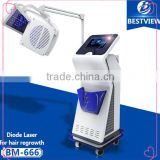 asian hair growth / bald head hair growth / diode laser hair growth