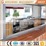 nice model food pizza kiosk movable/ steel food bus croissant food big donut machine in china / mobile food house trailer