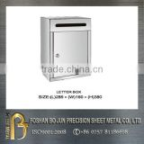 Waterproof power distribution box metal enclosure distribution board electrical distribution box