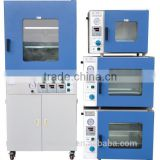 DZF-6210 Industrial Laboratory stainless steel Inner Chamber heating oven DZF series hot air Sterilizing vacuum drying oven