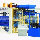 Pakistan automatic block machine,brick making machine,color paver block machine,QT12-15 brick making machine