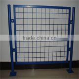 Alibaba Made In China Anping Perimeter fence/Chain Link Fence top barbed wire/cyclone fence