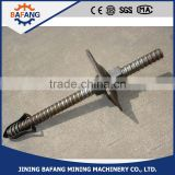 Hollow grouting anchor cable/Coal Mining Grout Cable Bolt