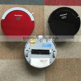 2017 new promotional robot vacuum cleaner ProVac slimmest robot