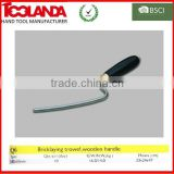bonsai tools cement tools rubber handle polished blade bricklaying trowel used for building