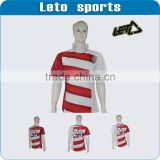 Leto Sports Apparel Rugby training kit jerseys, and team shirts