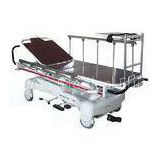 Hydraulic Rise-And-Fall Patient Transport Stretcher / Trolley For Emergency Room