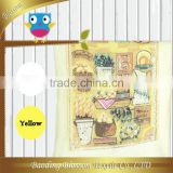 china supplier microfiber standard tea towel size