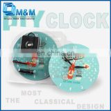 2015 New Product Promotional DIY Decorative New York Wall Clock