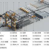 AAC block machine China Autoclaved Aerated Concrete Block Machine Suppliers