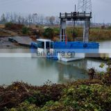 Garbage Collecting Dredger River Trash And Weed Cleaning Machine