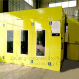 Car Auto Paint/Spray Booth with Gas/Oil Burner/Electric Heater