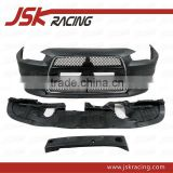 FOR LANCER EX PP FRONT BUMPER LIP FOR MITSUBISHI LANCER EVOLUTION EX (JSK201306)