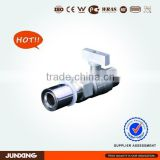 crimped press union male threaded ball valve for PAP pipe
