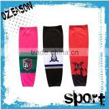Hot sale custom design sublimation hockey jerseys matched ice hockey socks                                                                         Quality Choice