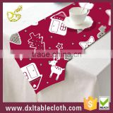 2015 fashion deisgn High Quality christmas table runner