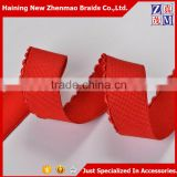 Wholesale China Zhejiang sexy red colored elastic bra tape