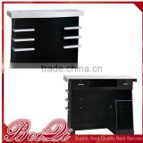 Beauty hair salon equipment wholesale barber supplies salon shop using check out counter payment reception