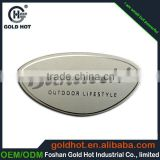 China wholesale new product stainless steel etching label