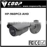 Waterproof Bullet AHD Camera IR Night Vision 3.6mm Lens HD Analog Camera CCTV 960P AHD Camera