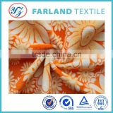 super soft burn out velboa fabric/car upholstery fabric china factory direct sale