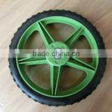 12x1.75 wagon cart rubber wheel