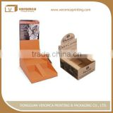 2016 cardboard display for sunglassescorrugated pallets display