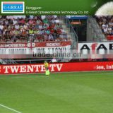 China new innovative product 12.5 dip stadium perimeter outdoor full color led stadium tv screen