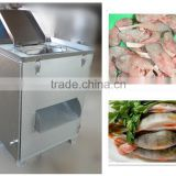 Automatic fish fillet machine, fish cutting machine, fish slicing machine