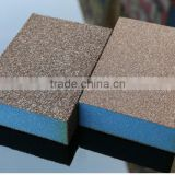 factory wholesale Sponge Abrasive Sand Paper Sheet