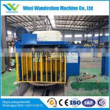 Whole line inverted vertical big diameter/ thick wire drawing machine / converter and PLC control