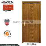 Entrance wood door used exterior french door for sale                                                                         Quality Choice