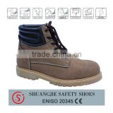supplier safety shoe Men's High cut Motorcycle boot safety shoes price motorcycle boot 8101