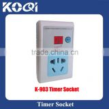 automatic power socket with timer 24hours with smart universal electric Timer Power Socket