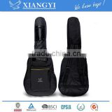 High quality dual adjustable shoulder strap acoustic guitar gig bag