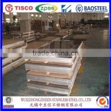 316L stainless steel sheet made in china ( cold rolled and hot rolled )