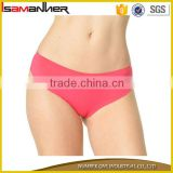Soft comfortable sexy hipster beautiful girls seamless underwear