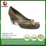 fashion high heel women's shoe