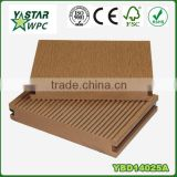 High Quality Engineered WPC Composite Decking/ Solid Waterproof WPC Decking/Wooden Laminated Flooring