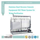 Stainless Steel Reverse Osmosis Equipment/Water Treatment Plant/RO Water System for Water Purification