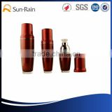 Hot china products wholesale round cosmetic acrylic lotion bottle cosmetic lotion bottle , cosmetic lotion bottle