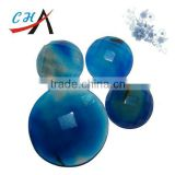 color blue kawaii cabochons agate