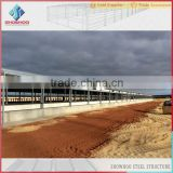 light frame steel structue poultry farm shed design prefab poultry house                                                                         Quality Choice