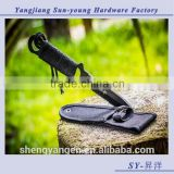 Outdoor fixed blade hunting camping tactical knife