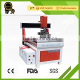 China product machine QL-6090 High precision low price 3D cnc 9060 router engraver with rotary