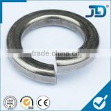 nut bolt spring lock washer