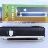 Multi Currencies Mini Money Detector UV With Fluorescent Tube                                                                         Quality Choice                                                     Most Popular