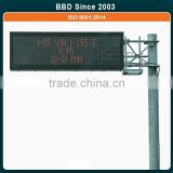 China made display cheap LED sign scrolling board
